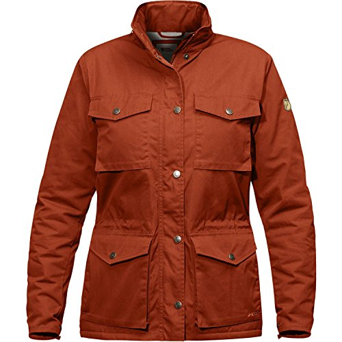 FjallRaven Veste casual Raven Winter Jacket W mountain grey