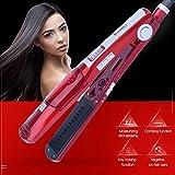 Best GENERIC Flat Irons For Hairs - Generic Steam Hair Straightener Comb Brush Flat Iron Review