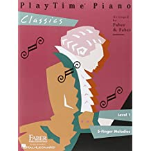 PlayTime Piano 1. Classics. 5-Finger Melodies