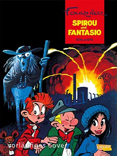Spirou und Fantasio Gesamtausgabe 11: 1976-1979 (11)