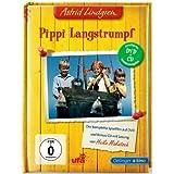 Pippi Langstrumpf SA (DVD + CD): mit Audio CD