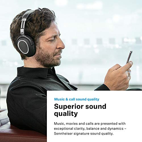 Sennheiser PXC 550 Kopfhörer (Noise-Cancelling Wireless) - 3