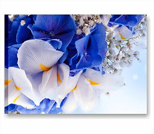 blue-iris-cuadro-moderno-70-x-50-cm-stampe-sobre-lienzo-sin-cuadros-modernos-economicos-arredamento-