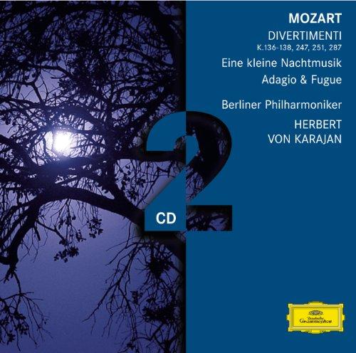 Mozart: Divertimenti, usado segunda mano  Se entrega en toda España