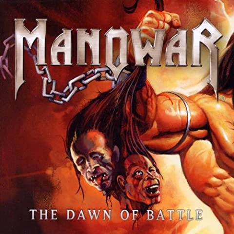 Manowar Battle - The Dawn of Battle + DVD [Import