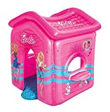 #1: OTE Barbie Inflatable Playhouse Pink,Barbie Inflatable Play House Big Size