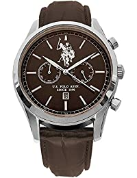 Reloj Pulsera Hombre U.S. Polo Assn Ambassador Cronógrafo usp4402br