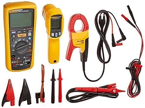 Fluke Industrie 1587Kit/62MAX + FC Isolierung Multi-Kit, 2in1, Advanced, elektrische Fehlersuche