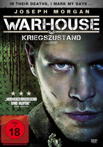Coverbild: Warhouse - Kriegszustand