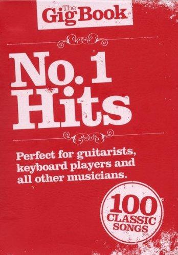 the-gig-book-no-1-hits-canzone-libro-con-100-canzoni-di-il-50-volentieri-a-oggi-spartiti-melodia-lee