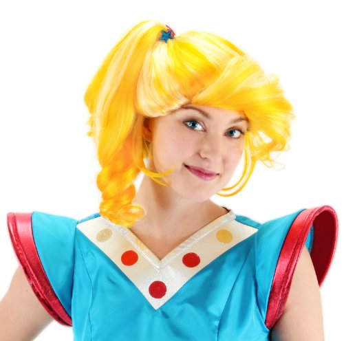 elope-rainbow-brite-deluxe-wig-yellow-one-size-peluca