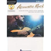 Acoustic Rock: Instrumental Play-Along for Cello