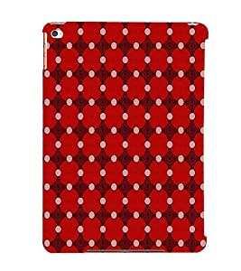 Ebby Premium Printed Back Case Cover With Full protection For Apple iPad Air (Designer Case)