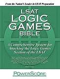 The PowerScore LSAT Logic Games Bible 3rd by David M. Killoran (2008) Paperback