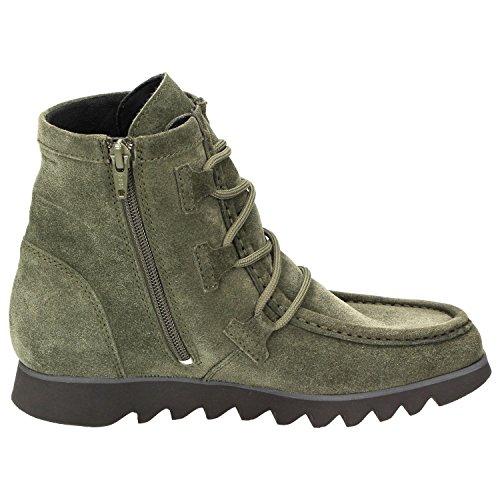 Sioux 61402, Stivali donna verde verde Verde