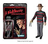 Horror Series ReAction Figures A Nightmare on Elm Street Freddy Krueger Action Figure