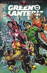 Green lantern saga N°14