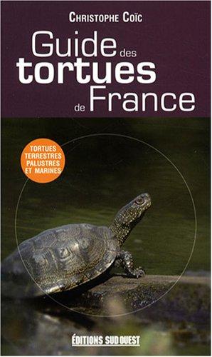 Guide des tortues de France