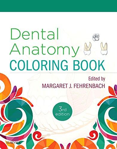 Dental Anatomy Coloring Book, 3e