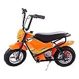 QHZ Électrique pour Enfants Moto 24V Voiture électrique Power Boy Fille équitation...
