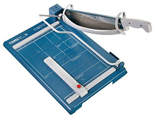 Dahle 564 Hebel-Schneidemaschine (310 x 475 mm, Schnittlänge 360 mm, Schnitthöhe 4,5 mm) 45 Blatt