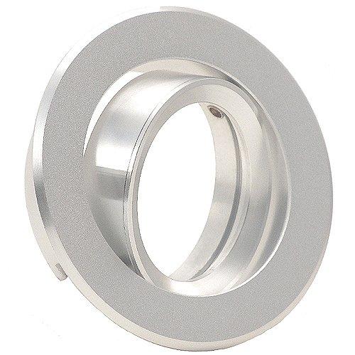 Decken Einbauleuchte BINARO; 230V (auch als 12V); rund; schwenkbar; OHNE Leuchtmittel; Aluminium; Einbaustrahler Einbauspot