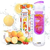 Fruit Infuser Water Bottles - Best Reviews Guide