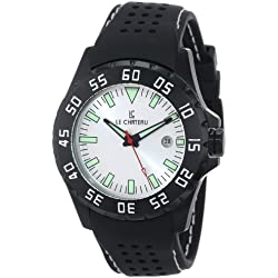 Le Chateau Men's 7075mgun_sil Dynamo Watch