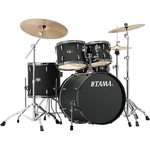 Tama Imperial Star Studio Kit–ip50h6N de bbob Backed Out Black