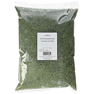 JustIngredients Bockshornkleeblätter, Fenugreek Leaves, 1er Pack (1 x 500 g)