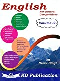English Volume-2 For General Competitions