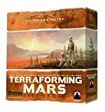 Image for board game Indie Boards and Cards Terraforming Mars 6005SG STG06005 Stronghold Board Games, Multi-Coloured