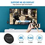 Adaptateur-daffichage-sans-Fil-5G-24G-WiFi-Rcepteur-Mini-WiFi-Dongle-daffichage-WiFi-4K-Support-Android-et-Google-Home-Chromecast-App-Youtube-Miracast-Airplay-iPhoneMacWindows
