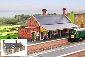 Gaugemaster GM401 Fordhampton Station Kit