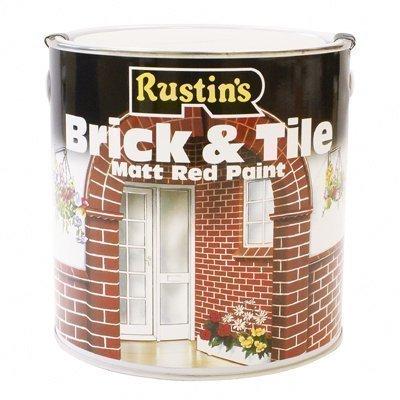 Rustin Ladrillo & Azulejo 2.5Litros (BRIT2500)