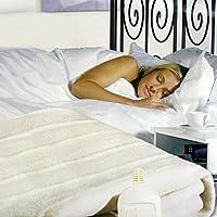 XXL Elektrische Heizdecke 140 x 150 cm Wärmedecke Bettdecke Wärmebett Wärmeunterbett Wärmematte Heizmatte preisvergleich bei billige-tabletten.eu