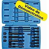 KS Tools 1521122/Bougies Pr/échauffage Al/ésoir 3/en 1 M9/x 1