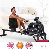 Rudergeräte Wasser Widerstand Rudermaschine Hause Fitnessgeräte Rudermaschine Stumm Bauch Bewegung