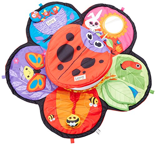 Lamaze Spin and Explore Garden Gym
