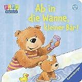 Ab in die Wanne, kleiner Bär!