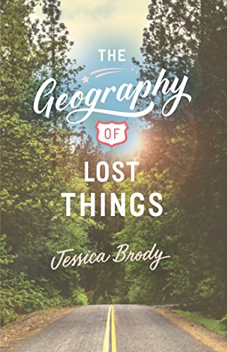The Geography of Lost Things (English Edition)