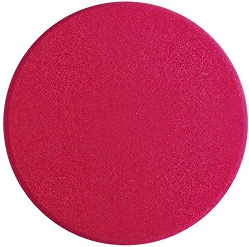 SONAX 04937410 PolierSchwamm rot 200 (hart) -SchleifPad-62 g
