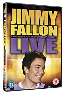 Jimmy Fallon - Live [DVD]