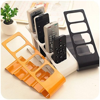 Lowprice Online(TM) Remote Control Holder Storage Organizer Stand Box For Home (Metal)  available at amazon for Rs.203