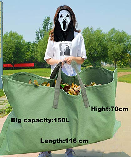 Zoom IMG-2 sacco da giardino borsa per