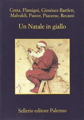 Un Natale in giallo (La memoria) por VV AA