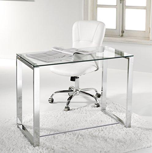 adec-mesa-de-estudio-benetto-medidas-50-x-100-x-75-cm-color-transparente-y-acero