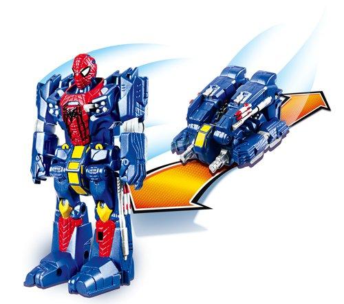 Spider - Man - 37317 - Figurine Movie - Flip & Attack Truck