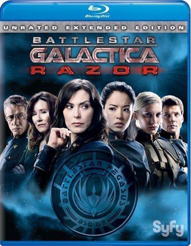 Battlestar Galactica: Razor [Edizione: Stati Uniti] [Reino Unido] [Blu-ray] 51s uxQiQ8L