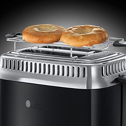 Russell-Hobbs-Toaster-Retro-schwarz-Retro-Countdown-Anzeige-inkl-Brtchenaufsatz-6-einstellbare-Brunungsstufe-Auftau-Aufwrmfunktion-Schnell-Toast-Technologie-1300W-Vintage-21681-56